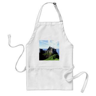 Dunluce Castle Adult Apron