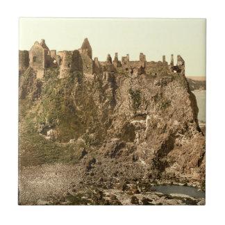 Dunluce Castle, County Antrim, Northern Ireland Tiles