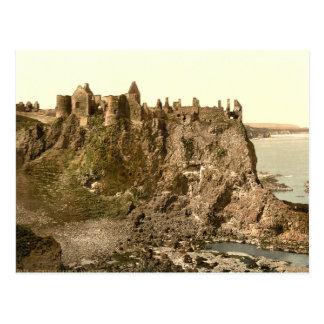 Dunluce Castle, County Antrim Postcard