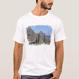 Dunluce Castle near Bushmills and Portrush, T-Shirt