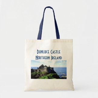 Dunluce Castle-Northern Ireland Budget Tote Bag