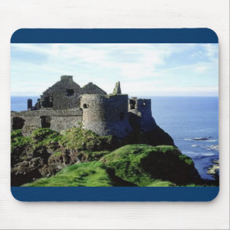 Dunluce Castle-Northern Ireland Mouse Pad