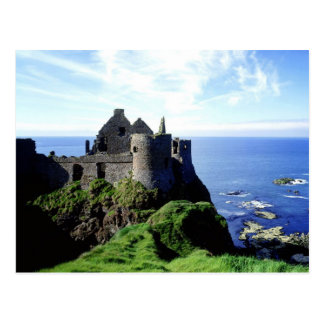 Dunluce Castle Post Card