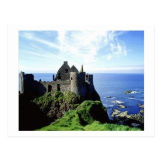Dunluce Castle Postcard