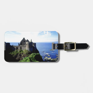 Dunluce Castle Tag For Luggage