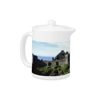 Dunluce Irlanda Castillo-Septentrional