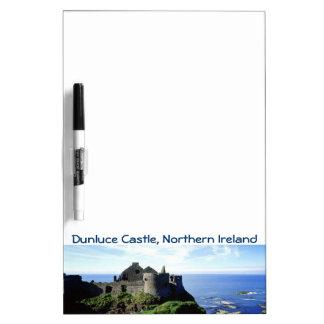 Dunluce Irlanda Castillo-Septentrional Pizarra