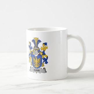 Dunn Family Crest Coffee Mug
