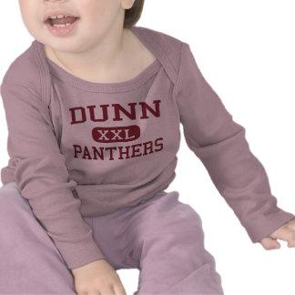 Dunn - panteras - centro - colorete Michigan del Camisetas