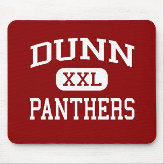 Dunn - panteras - centro - colorete Michigan del r Tapete De Raton