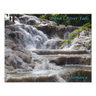 Dunn's River Falls Jamaica Photo Print