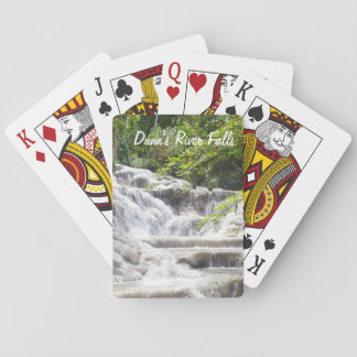 Dunn's River Falls photo Card Deck