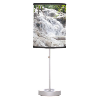 Dunn's River Falls photo Desk Lamps