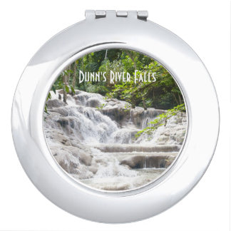Dunn's River Falls photo Makeup Mirror