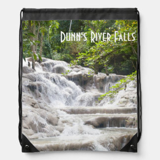 Dunn's River Falls photo Backpack