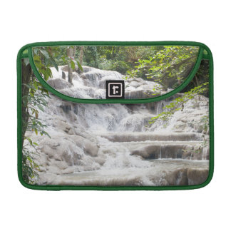 Dunn's River Falls photo Sleeves For MacBook Pro