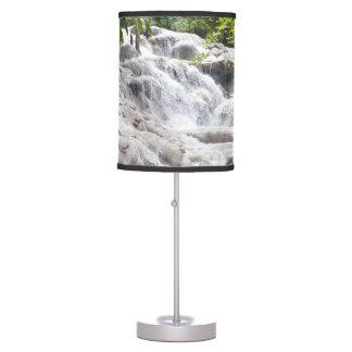 Dunn's River Falls photo Table Lamp
