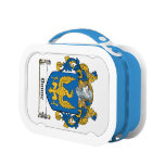 Dunne Family Crest Yubo Lunchbox