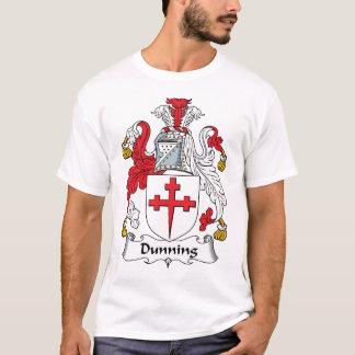 Dunning Family Crest T-Shirt