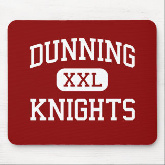 Dunning - Knights - High - Willows California Mouse Mat