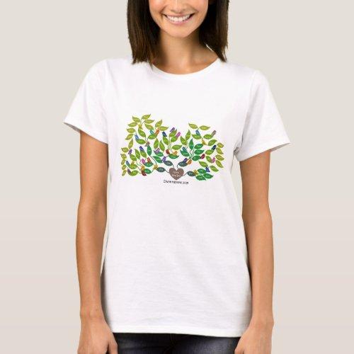 Dunnington Swag Basic Womens T T_Shirt