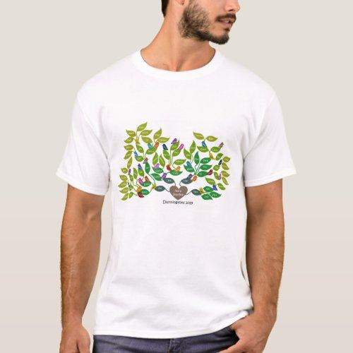 Dunnington Swag Mens basic T T_Shirt