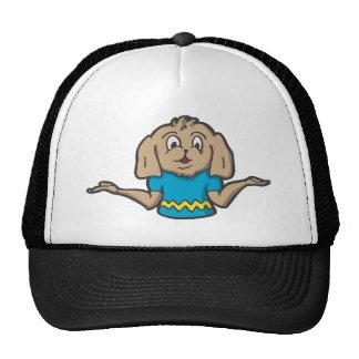 Dunno Dog Trucker Hat