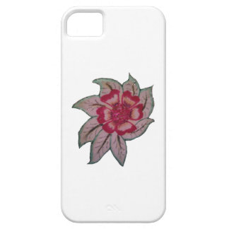 DUNNO FLOWER - By Raine Carosin iPhone SE/5/5s Case