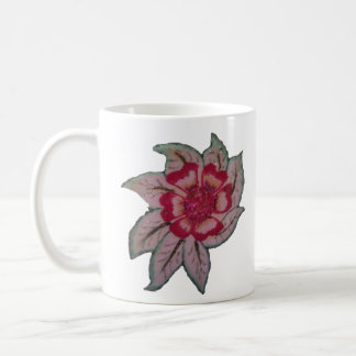 DUNNO FLOWER Classic White Mug