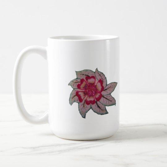 dunno flower mug