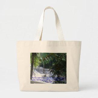 Dunn's River Falls, Tote Bags
