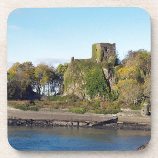 Dunollie Castle, Scotland Drink Coaster