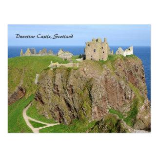 Dunottar Castle Postcard