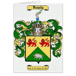 Dunphy Card