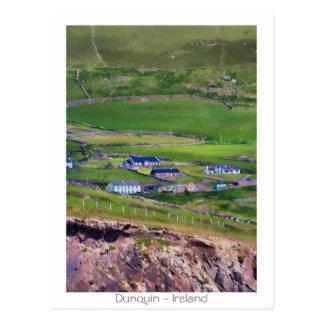 Dunquin Postcard