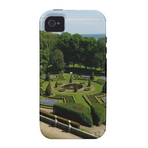 Dunrobin Castle Gardens iPhone 4 Cover