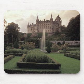 Dunrobin Castle, Scotland Mouse Pad