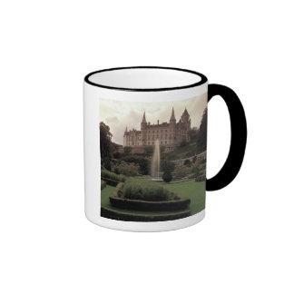 Dunrobin Castle, Scotland Coffee Mugs