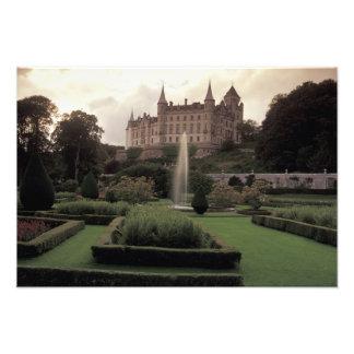 Dunrobin Castle, Scotland Photo Art