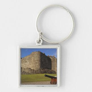 Dunstaffnage Castle, Argyll and Bute, Scotland Keychain