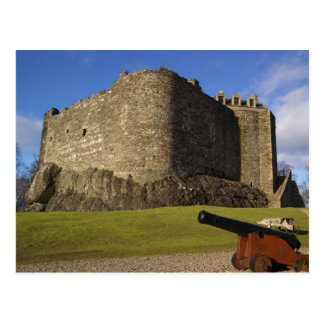 Dunstaffnage Castle, Argyll and Bute, Scotland Postcard