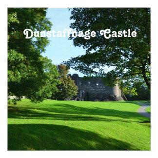 Dunstaffnage Castle Custom Announcement