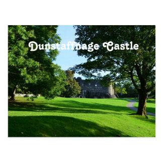 Dunstaffnage Castle Postcard
