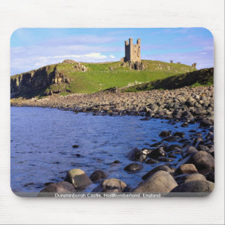 Dunstanburgh Castle, Northumberland, England Mouse Pads