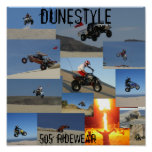 Dunstyle - ridewear 505 - porción de aire - poster