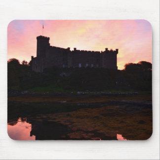 Dunvegan Castle at Dawn Mouse Pad
