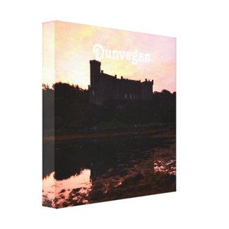 Dunvegan Castle Canvas Prints