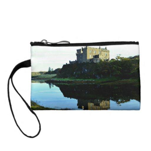 Dunvegan Castle on Skye Change Purses