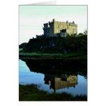 Dunvegan Castle on Skye Greeting Cards