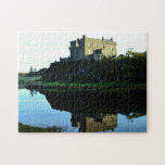Dunvegan Castle on Skye Jigsaw Puzzle